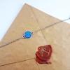 Bracelet : Cabochon bleu