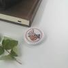 Badge : Lapin d'Halloween
