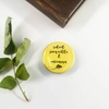 Badge : Soleil, Jonquille et Mimosa