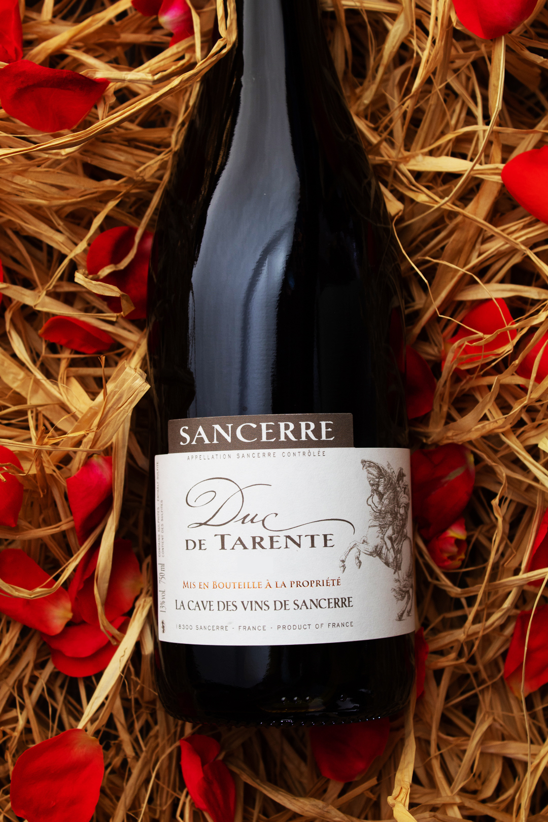 Sancerre Rouge AOC 2018 - Duc de Tarente