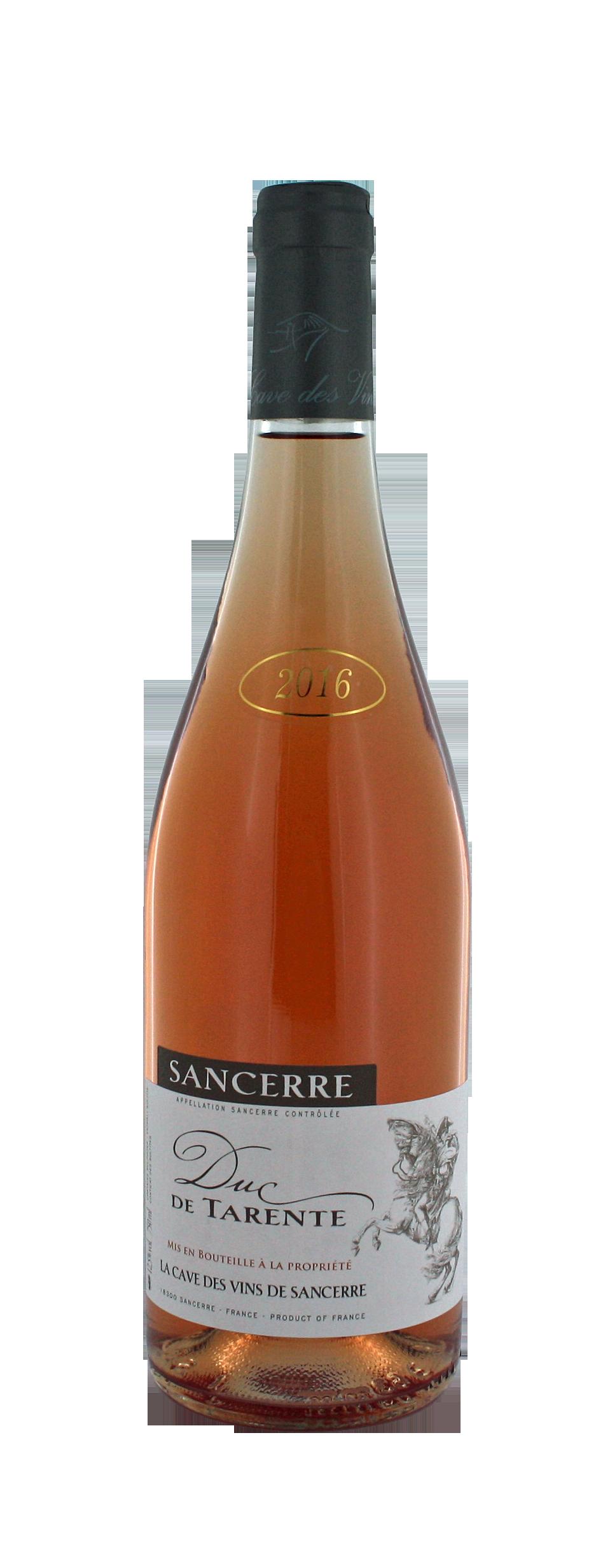 Sancerre Rosé AOC 2016 - Duc de Tarente