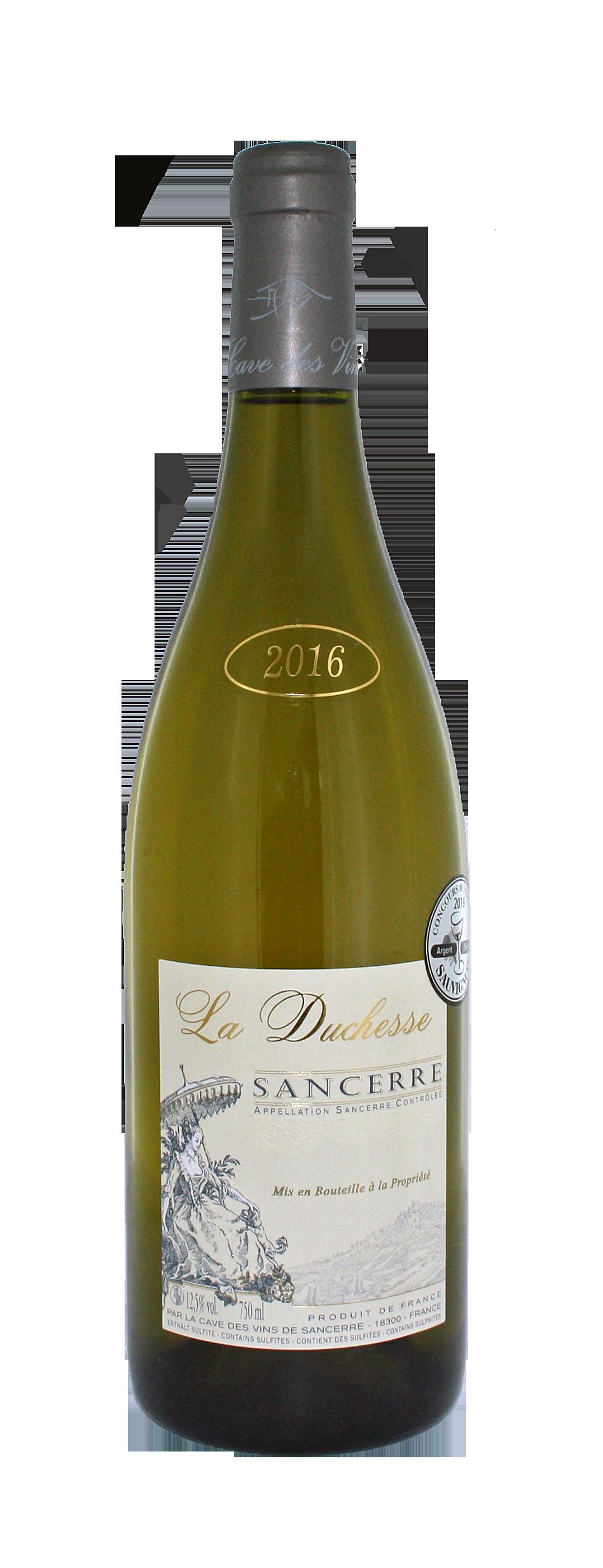 Sancerre Blanc AOC 2016 - La Duchesse