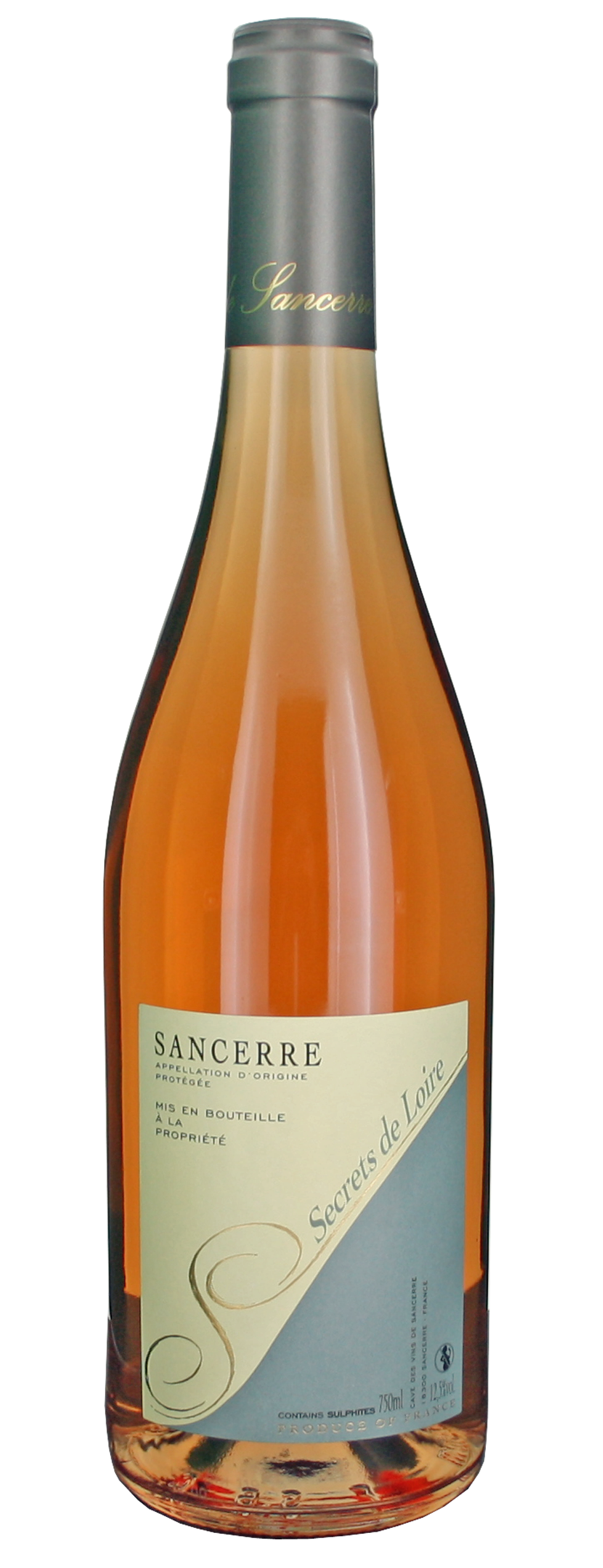 Sancerre Rosé AOC - Secret de Loire
