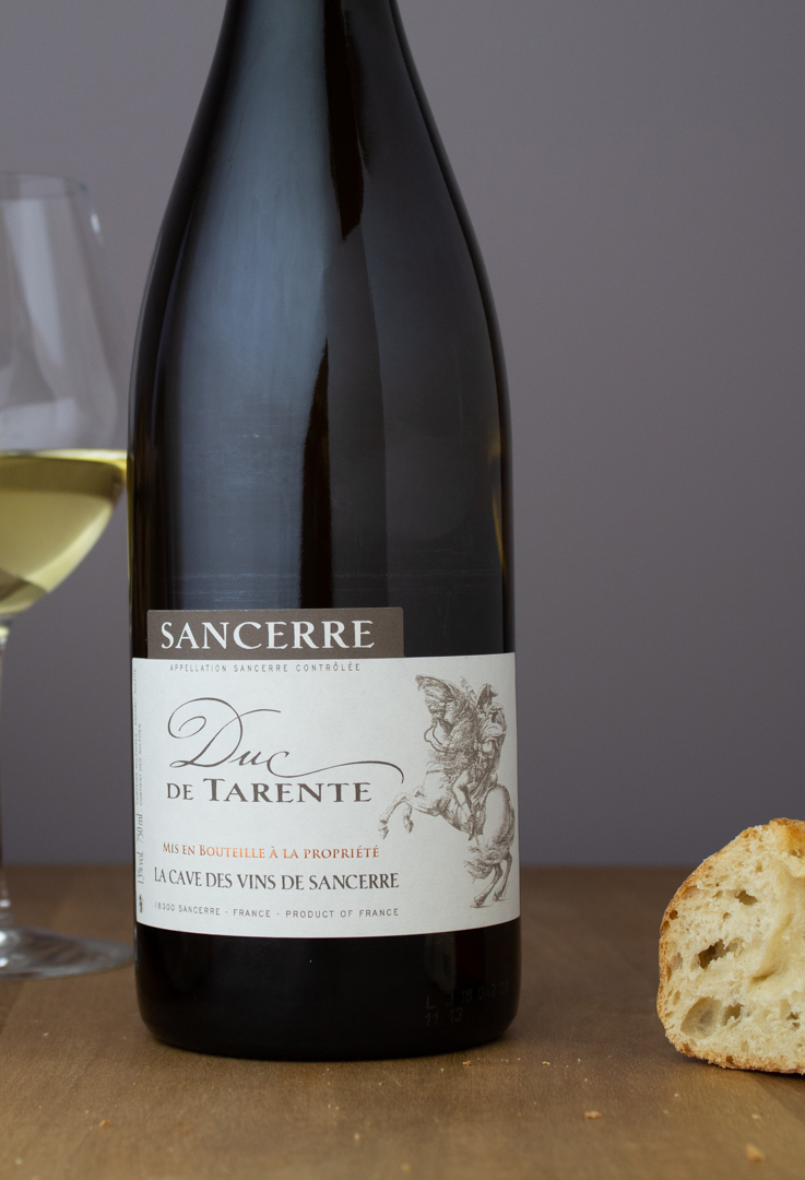 Sancerre Blanc AOC 2018 - Duc de Tarente
