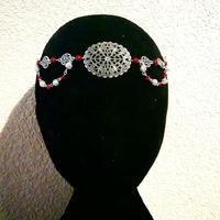 ❤ Headband médiéval ❤ Reine Azenor