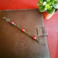 Bracelet médiévales fantastique : Reine Edwen