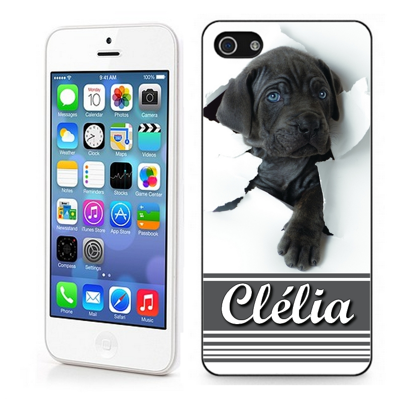 coque iphone xr chien