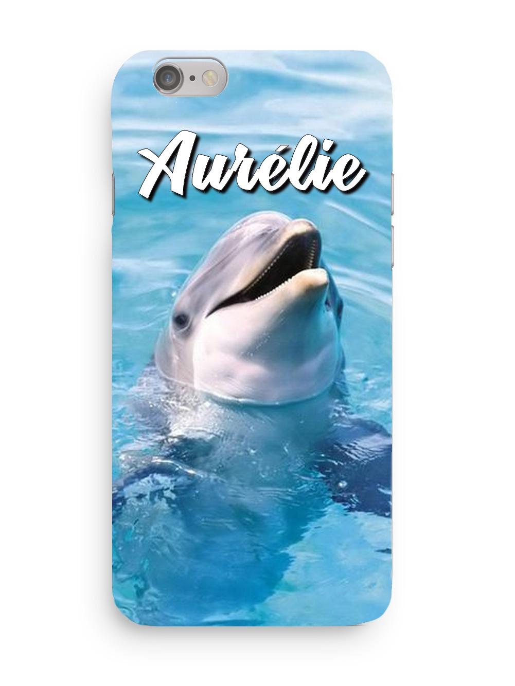 coque dauphin iphone 5