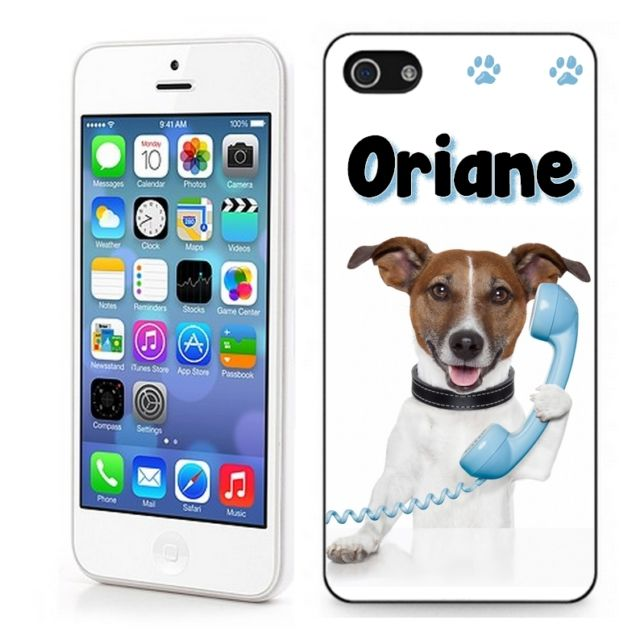 coque iphone 7 jack russel