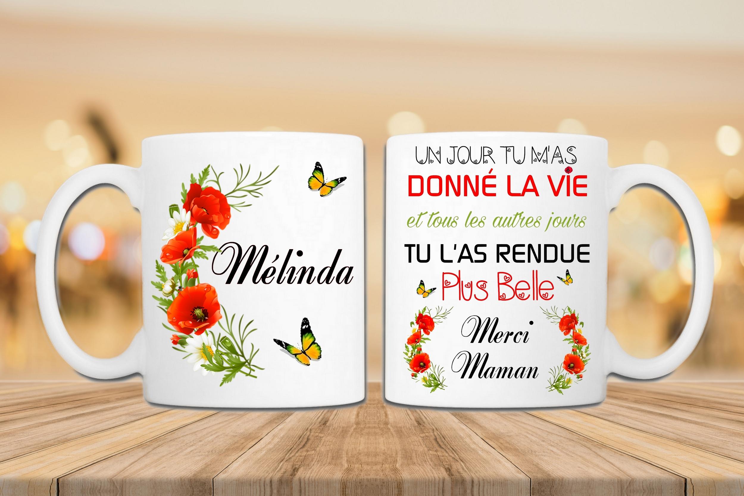 mug maman merci