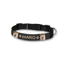 Collier pour chien Akita inu personnalisé avec son nom