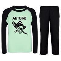 Pyjama enfant Pirate personnalisé avec prénom