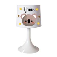 Lampe de chevet Bébé Koala personnalisée avec prénom