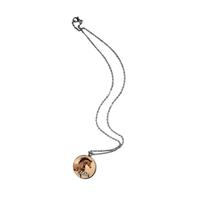 Collier pendentif Cheval personnalisé avec prénom