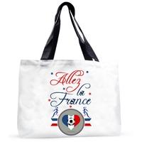 Grand sac cabas France Football féminin