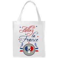 Sac shopping cabas France Football féminin