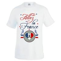 Tee shirt homme FRANCE Football Féminin