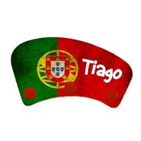 Porte manteau portugal personnalisé avec prénom