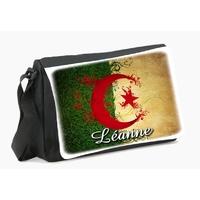 Sac à bandoulière Algérie personnalisé avec le prénom de votre choix