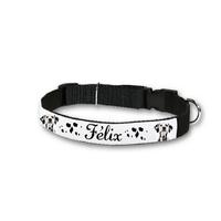 Collier pour chien Dalmatien personnalisé avec son nom