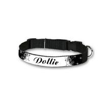 Collier pour chien Baroque personnalisé avec son nom