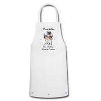 Tablier de cuisine Mamie Grand mère personnalisé avec prénom et message