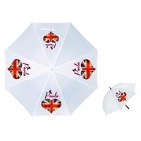 Parapluie Adulte Anglais personnalisé avec prénom