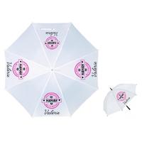 Parapluie Adulte Elue meilleure maman personnalisé avec prénom