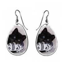 Boucles d'oreilles Chat chaton