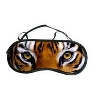 Masque de sommeil ou de nuit Tigre