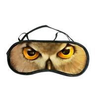 Masque de sommeil ou de nuit Hibou