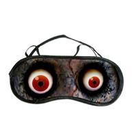 Masque de sommeil ou de nuit Zombie Horreur