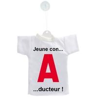 Mini tee shirt voiture Humour  A Jeune con...ducteur
