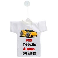 Mini tee shirt voiture Humour  Pas touche à mon bolide