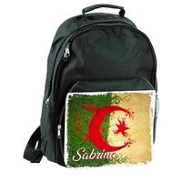 Sac à dos Algérie personnalisé avec prénom