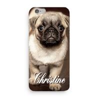 Coque Carlin 3D Iphone 5/6/7/8/X/XR/XS personnalisée avec prénom