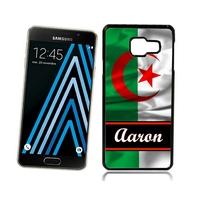 Coque Samsung galaxy A3 A5 J5 J7 Algérie personnalisée avec prénom