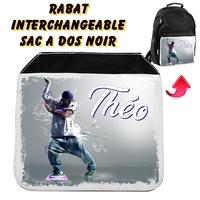 Rabat interchangeable Danse personnalisé avec prénom