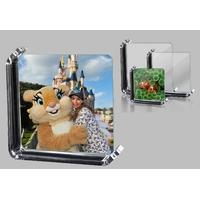 Cadre photo en verre personnalisé avec votre photo