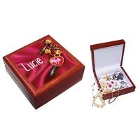 Boite à bijoux personnalisée avec le prénom de votre choix