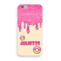 Coque 3D Donuts Iphone 5/6/7/8/X/XR/XS personnalisée avec prénom