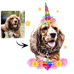 cadeau photo chien