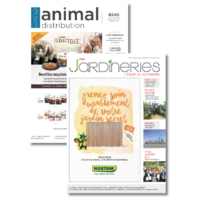 Abonnement de 2 ans <br /> à Jardineries + Animal Distribution