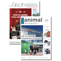 Abonnement d'un an <br /> à Animal Distribution + Jardineries
