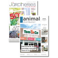 Abonnement de 2 ans <br /> à Animal Distribution + Jardineries