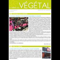 Abonnement de 6 mois à La Lettre du Végétal