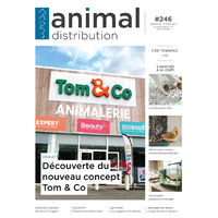 Abonnement d'un an <br /> à Animal Distribution