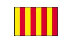 drapeau roussillon
