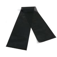 Crepe noire ruban mise en berne drapeau
