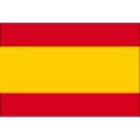 Drapeau Espagne sans écusson